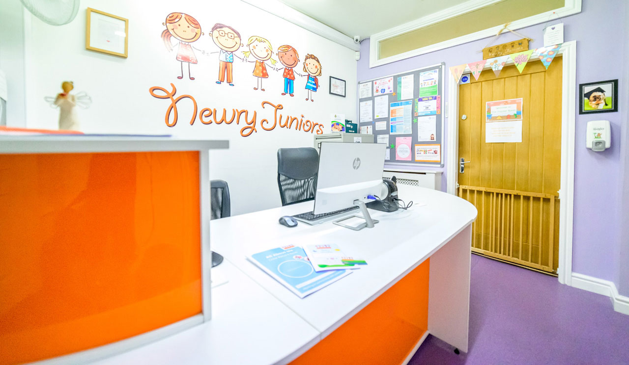 Newry Nursery Reception